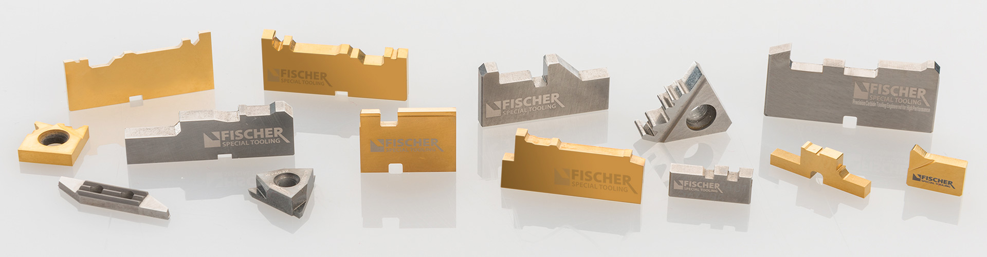 Form Cutting Tools from Fischer Special Tooling